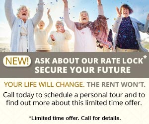Ask about our Rate Lock
