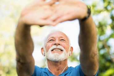 Benefits of excersise for seniors in isolation
