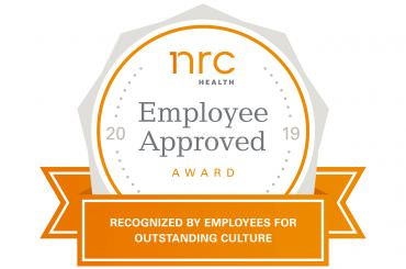 NRC Health Employee Approved Award