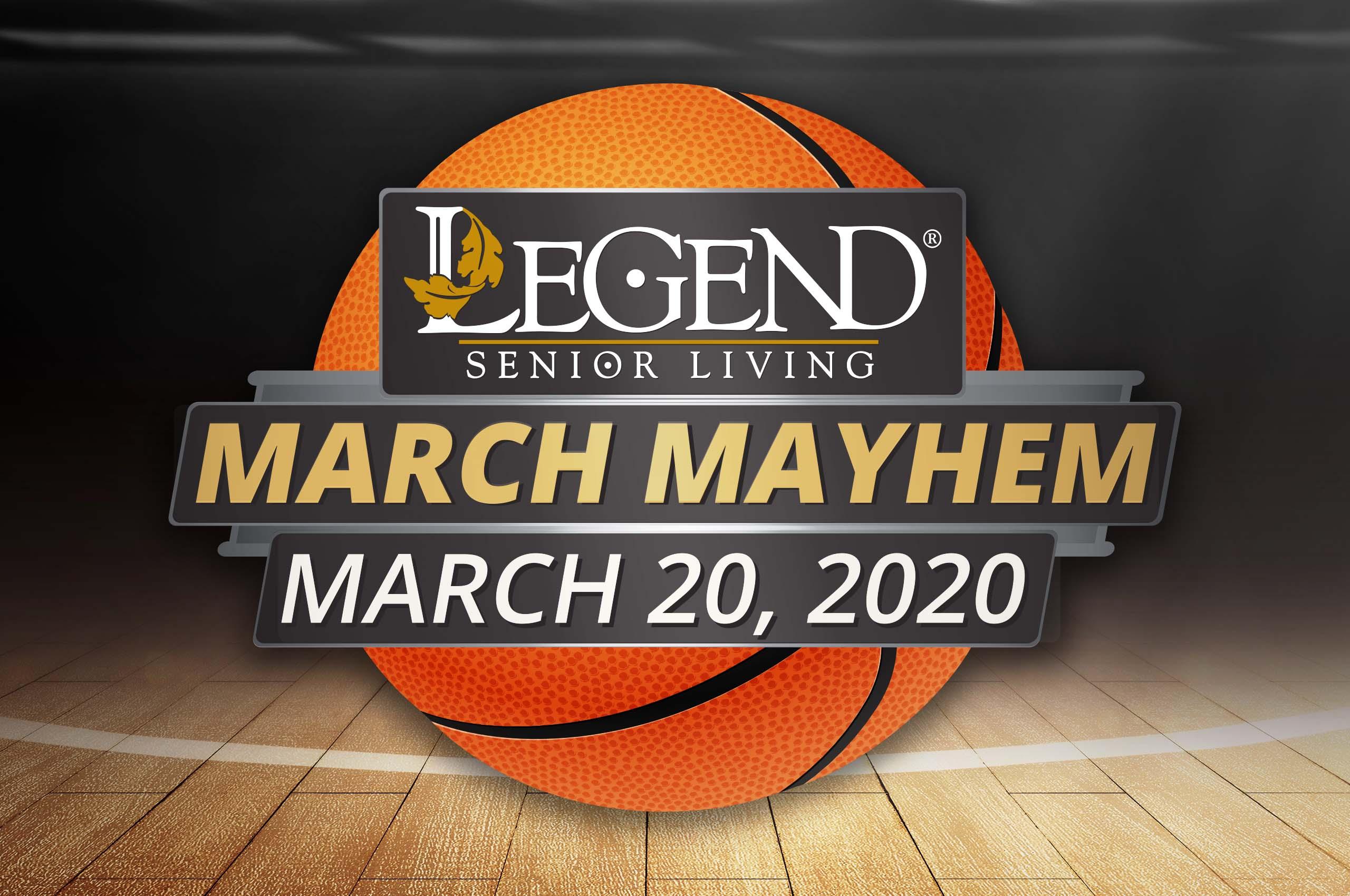 March Mayhem Score Card