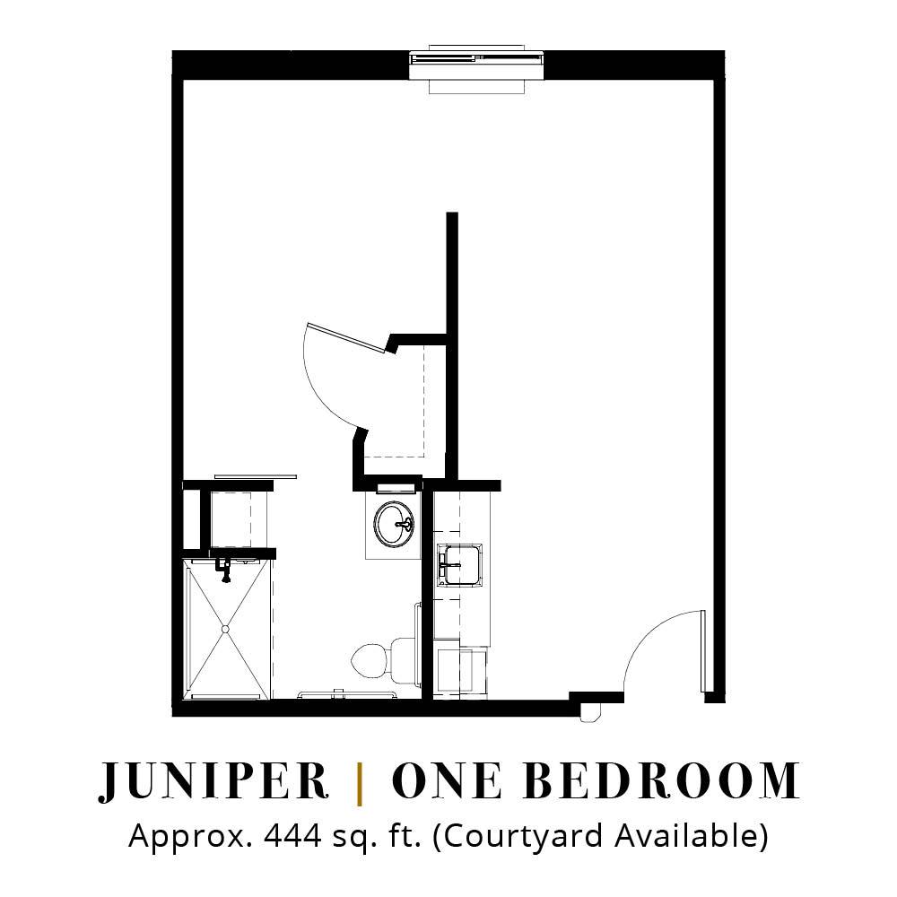 Juniper | One Bedroom