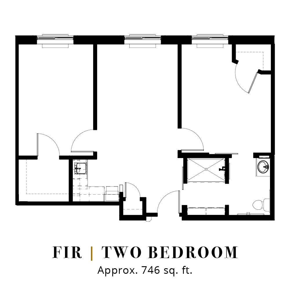 FIR | Two Bedroom