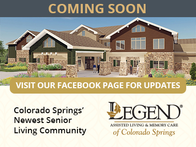 Legend of Colorado Springs Coming Soon