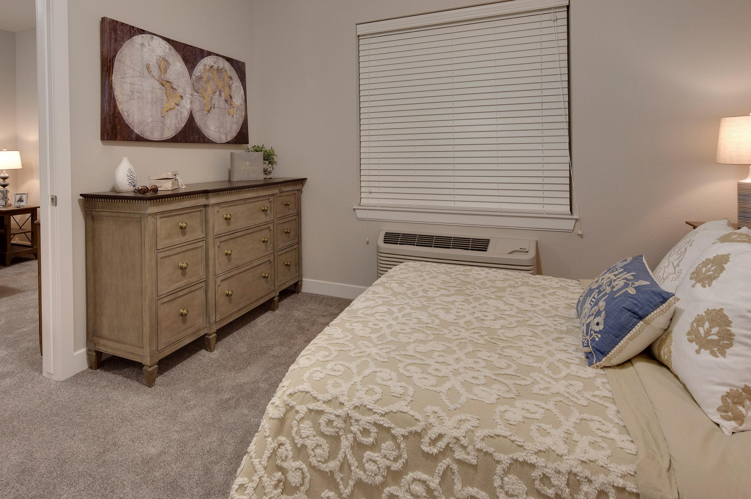Resident Apartment Bedroom