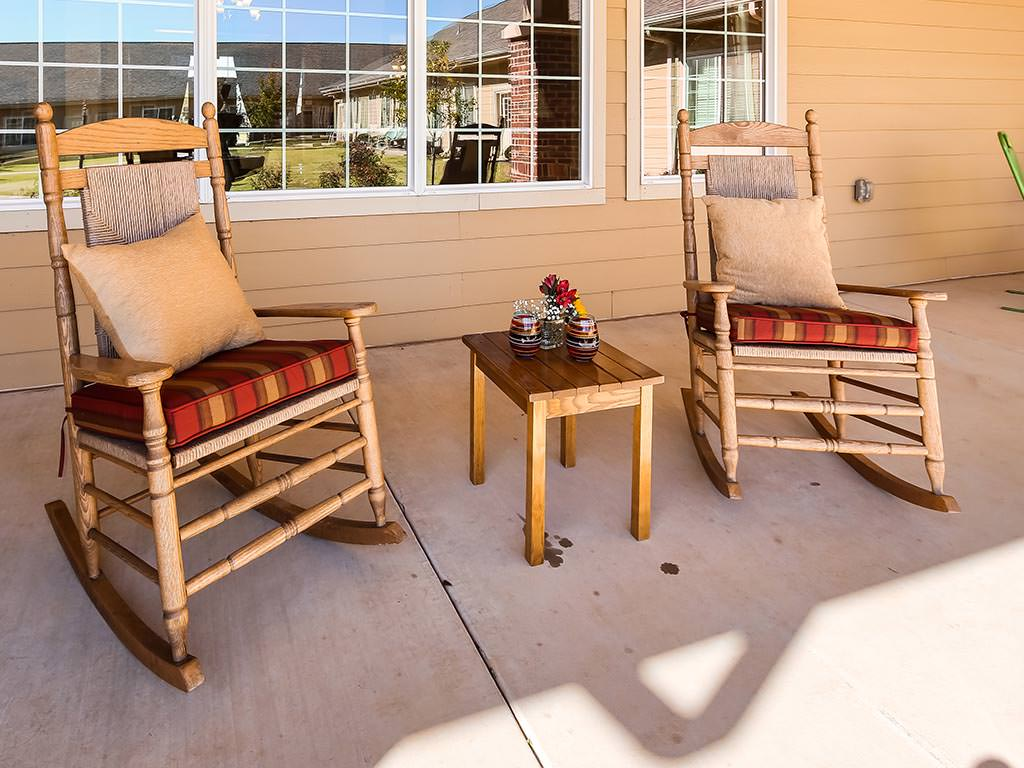 Outdoor Porch Seating