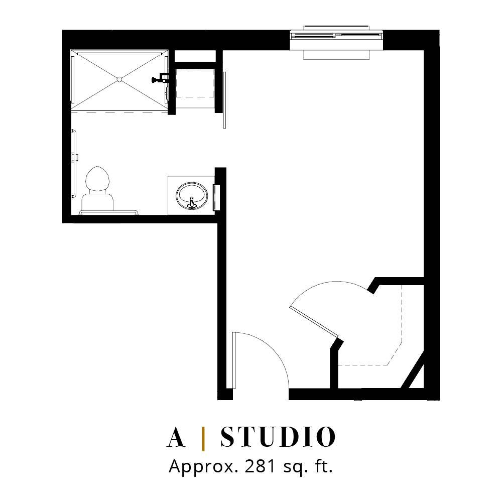 A | Studio