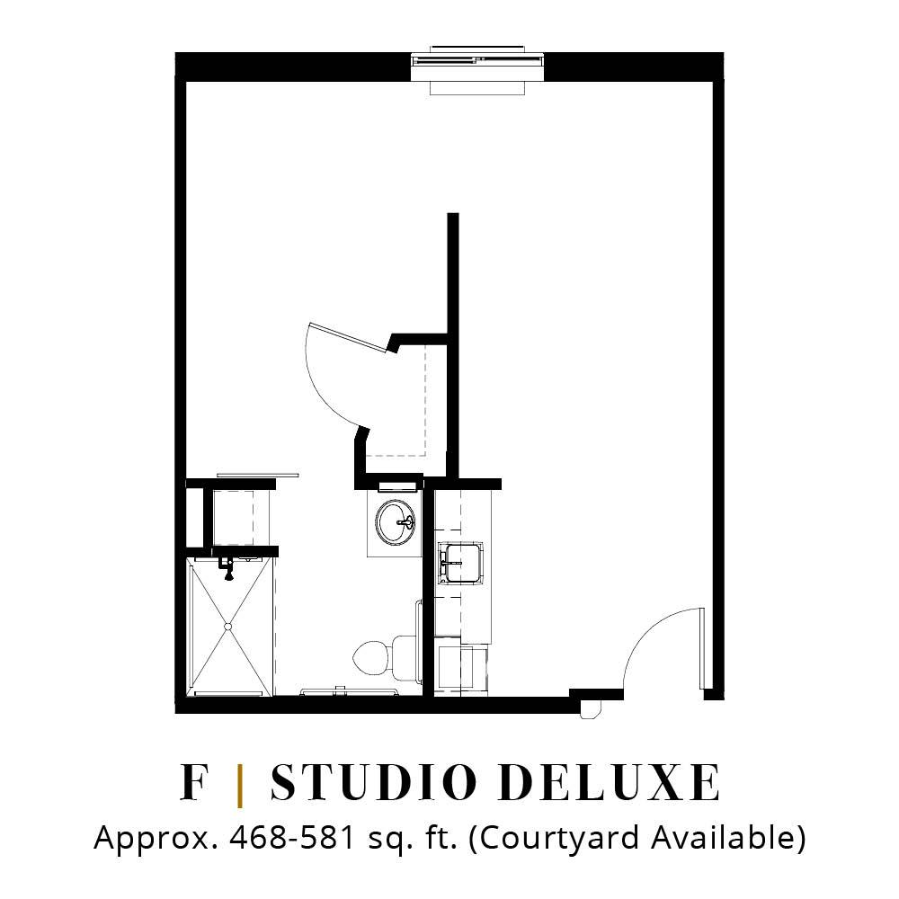 F | Studio Deluxe