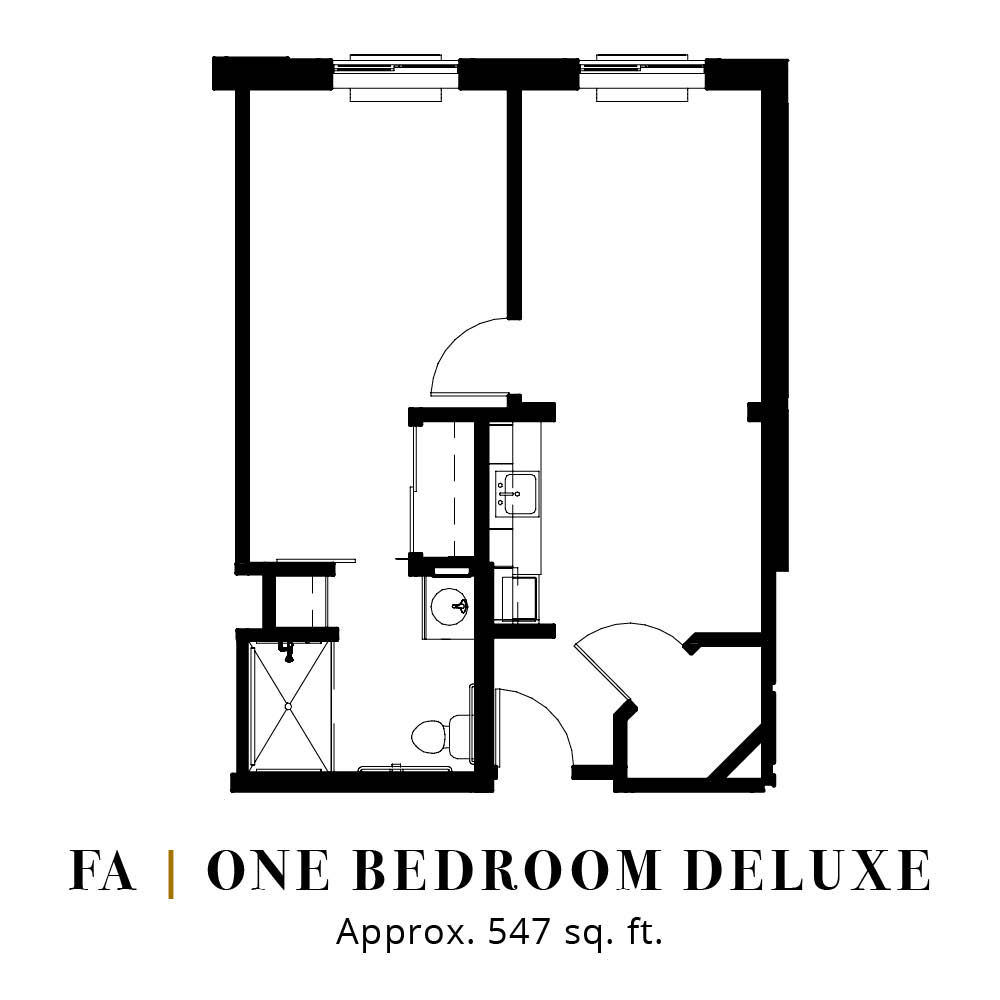 FA | One Bedroom Deluxe