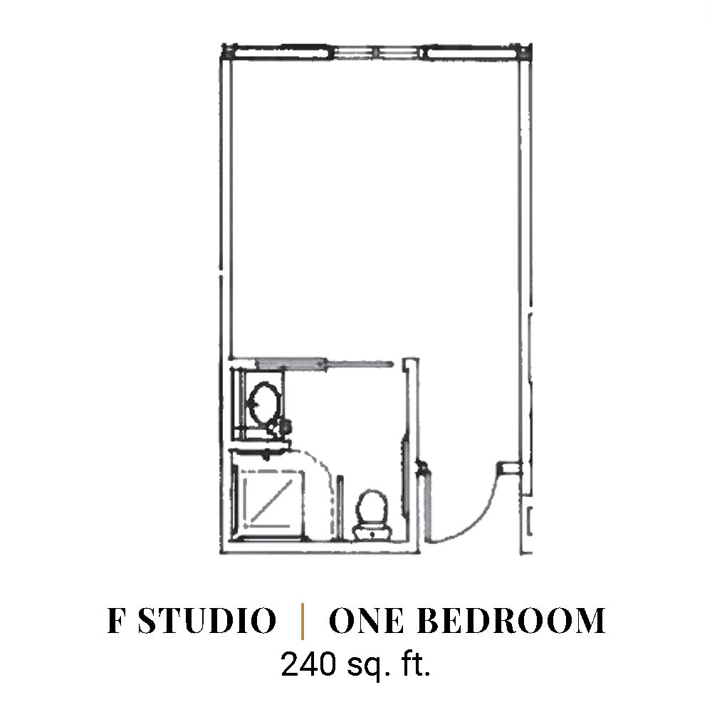 F Studio | One Bedroom