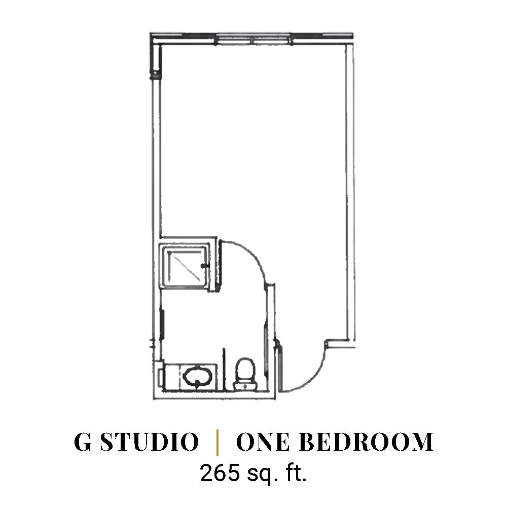 G Studio | One Bedroom