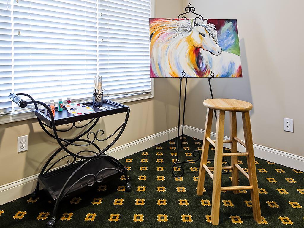 Art Activity Room
