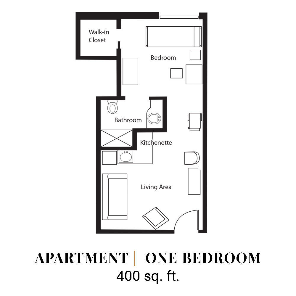 Apartment | One Bedroom