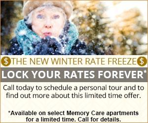 Lancaster Forever Rate Lock