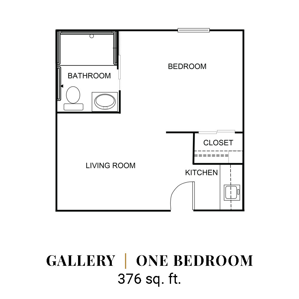 Gallery | One Bedroom