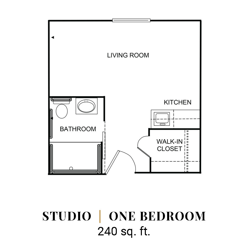Studio | One Bedroom