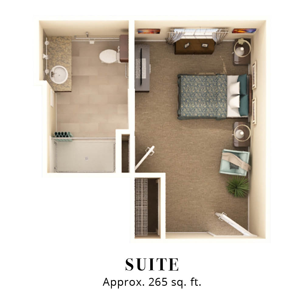 Suite | One Bedroom