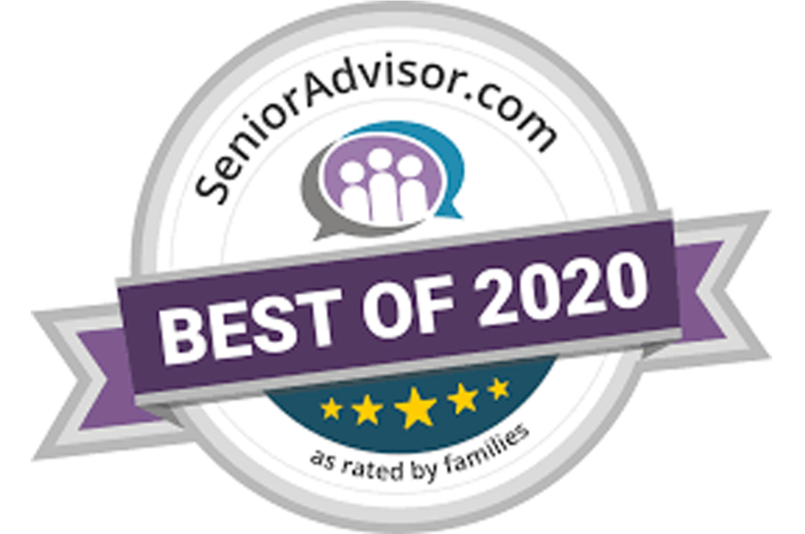 Best of 2020 Senior Advisor