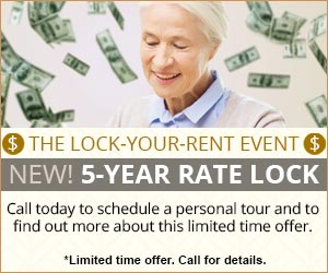 5 Year Rate Lock at Cape Coral