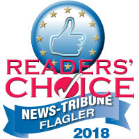 Palm Coast News Tribune Readers Choice Logo