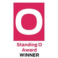Standing O Award Logo