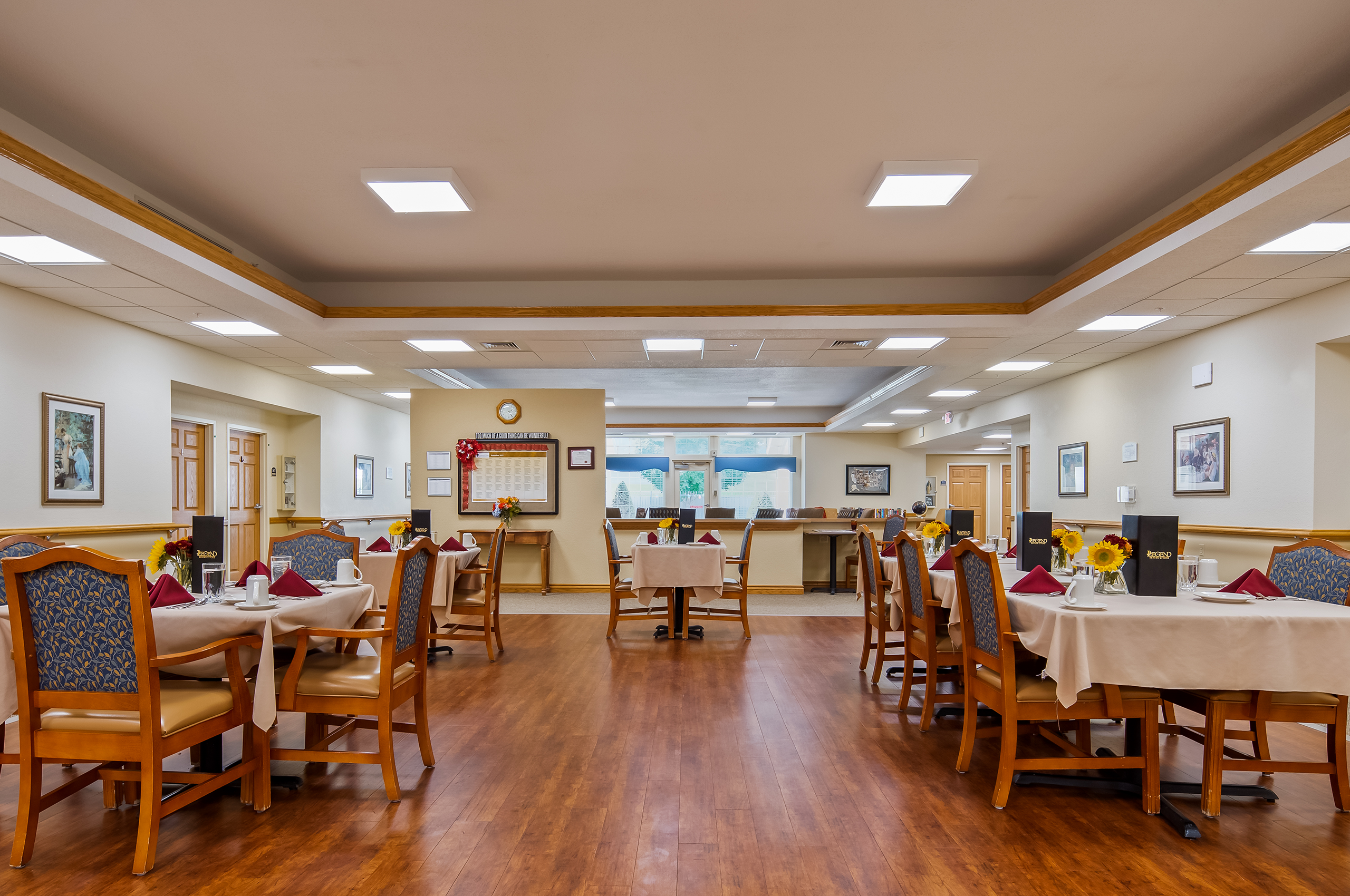 Memory Care Dining