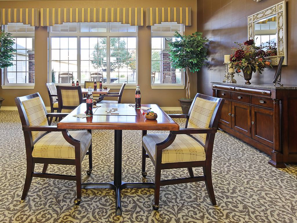 Assisted Living Game Table