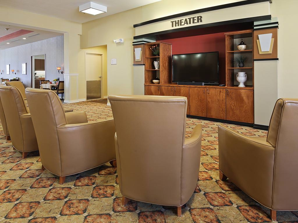 Assisted Living Theatre Seating