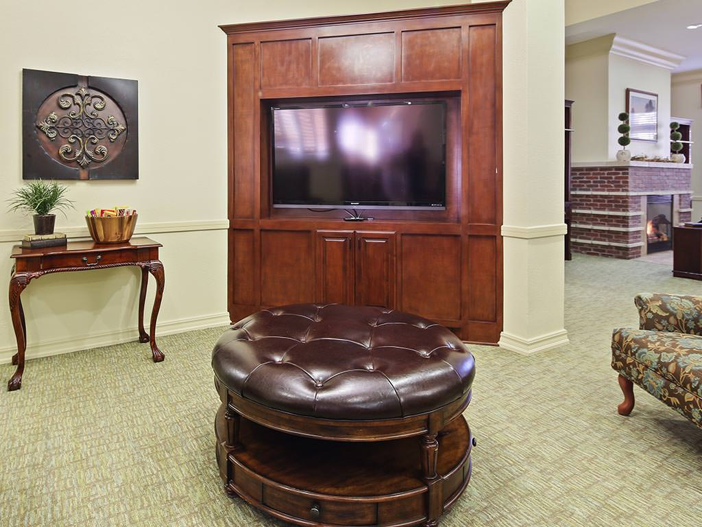 Assisted Living Theatre Area