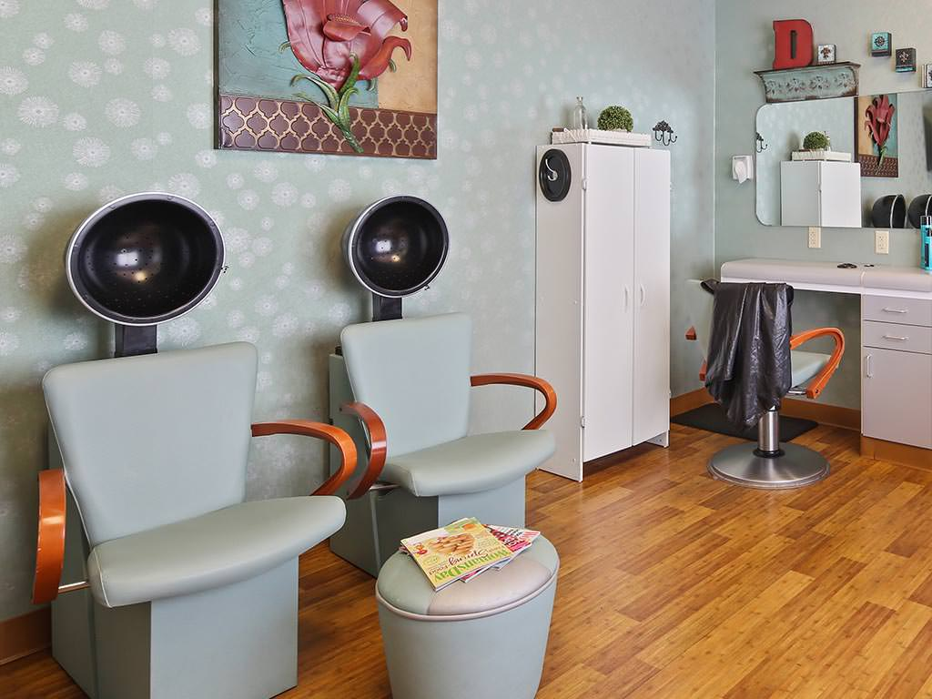 Assisted Living Hair Salon