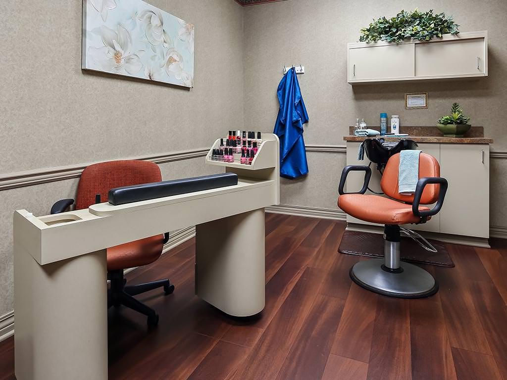 Memory Care Salon