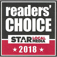 Star media Readers Choice award