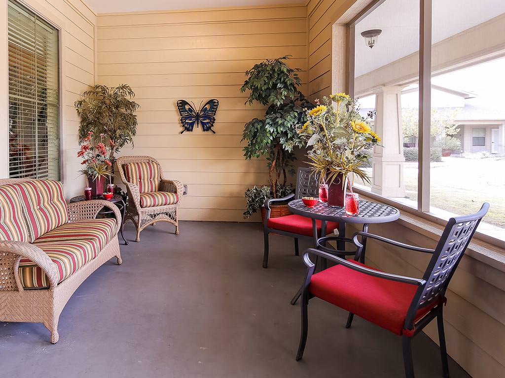 Sunroom Seating