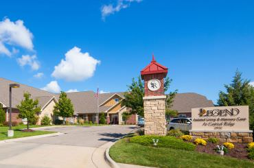 Legend at Capital Ridge offers gracious living in a fun, social environment.