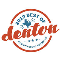Best of Denton Award Logo