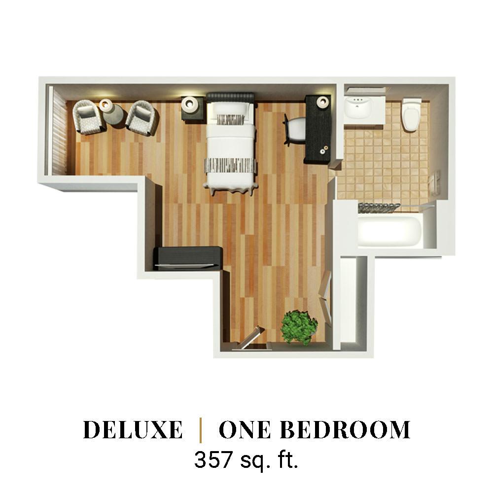 Deluxe | One Bedroom