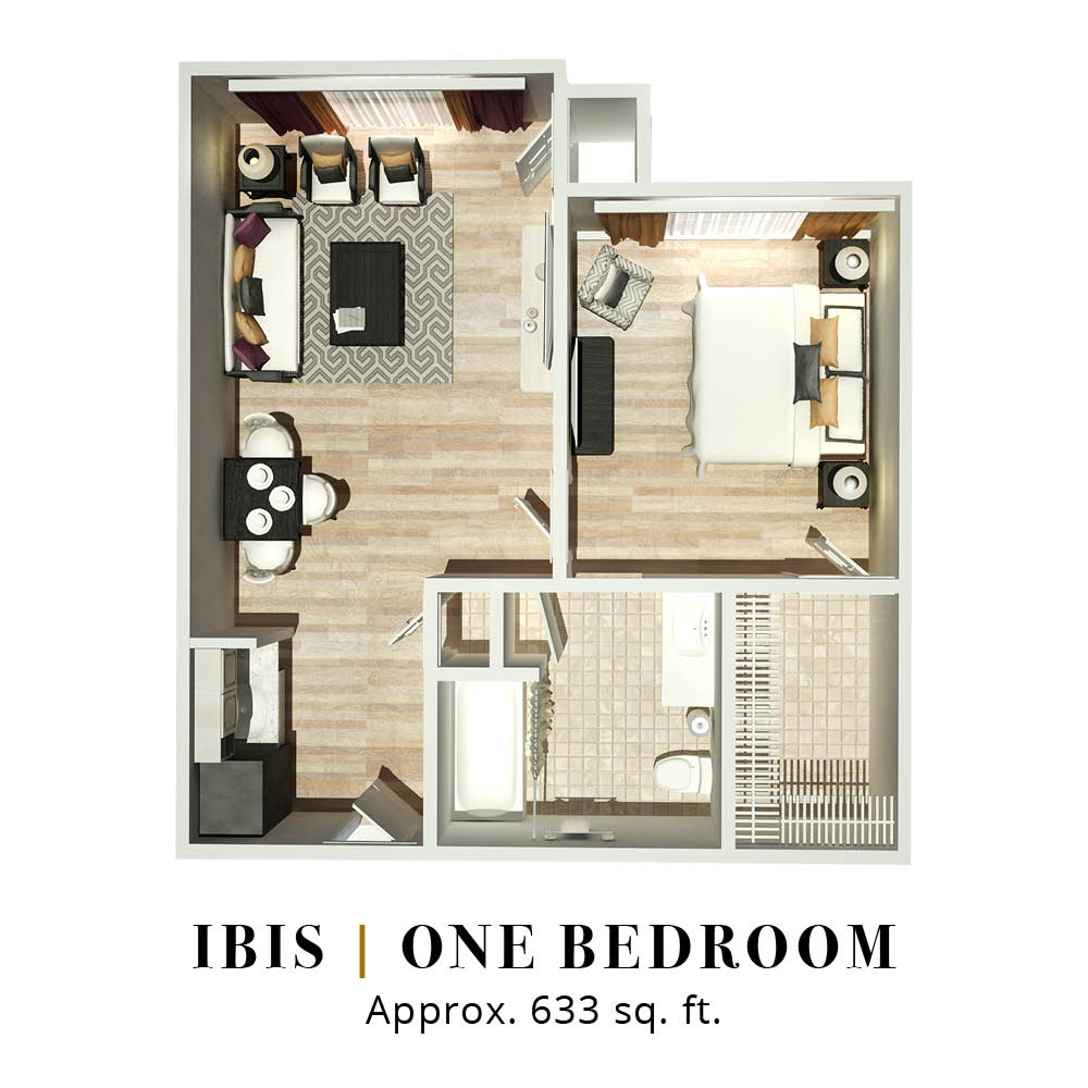 Ibis | One Bedroom