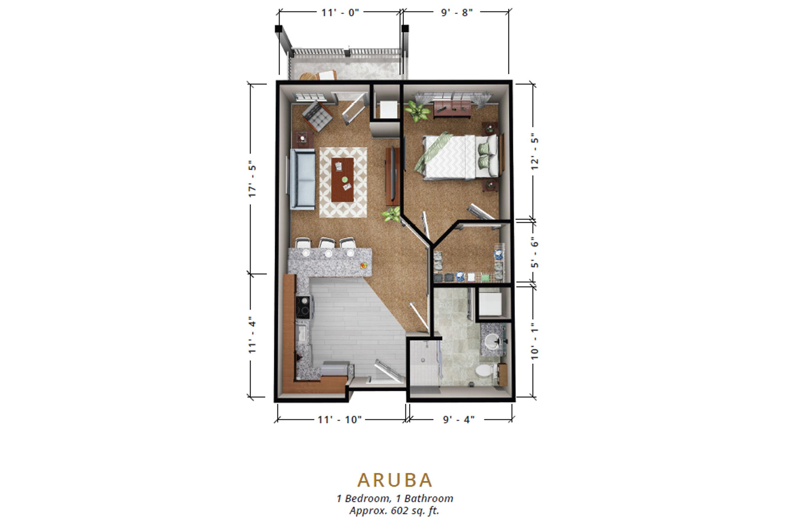 Aruba | One Bedroom