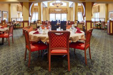 Dining at Legend Senior Living is a delicious experience.