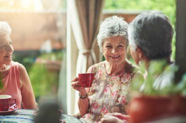 A fun, social lifestyle awaits at a Legend Independent Living community.