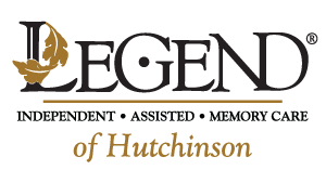 Legend of Hutchinson Logo