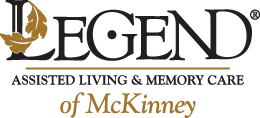 Legend of McKinney Logo